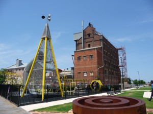 Day 2 Field Trip Port Adelaide HArts Mill playground