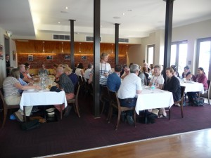 Day 2 Field Trip Port Adelaide Lunch