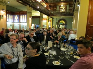 Day2 Fabric Dinner, Mortlock Chamber State Library Nov2015 (5)