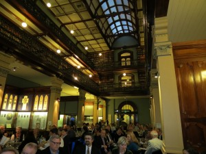 Day2 Fabric Dinner, Mortlock Chamber State Library Nov2015 (6)