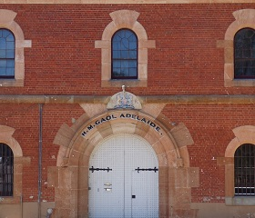1_Old Adelaide Gaol Main Entrance