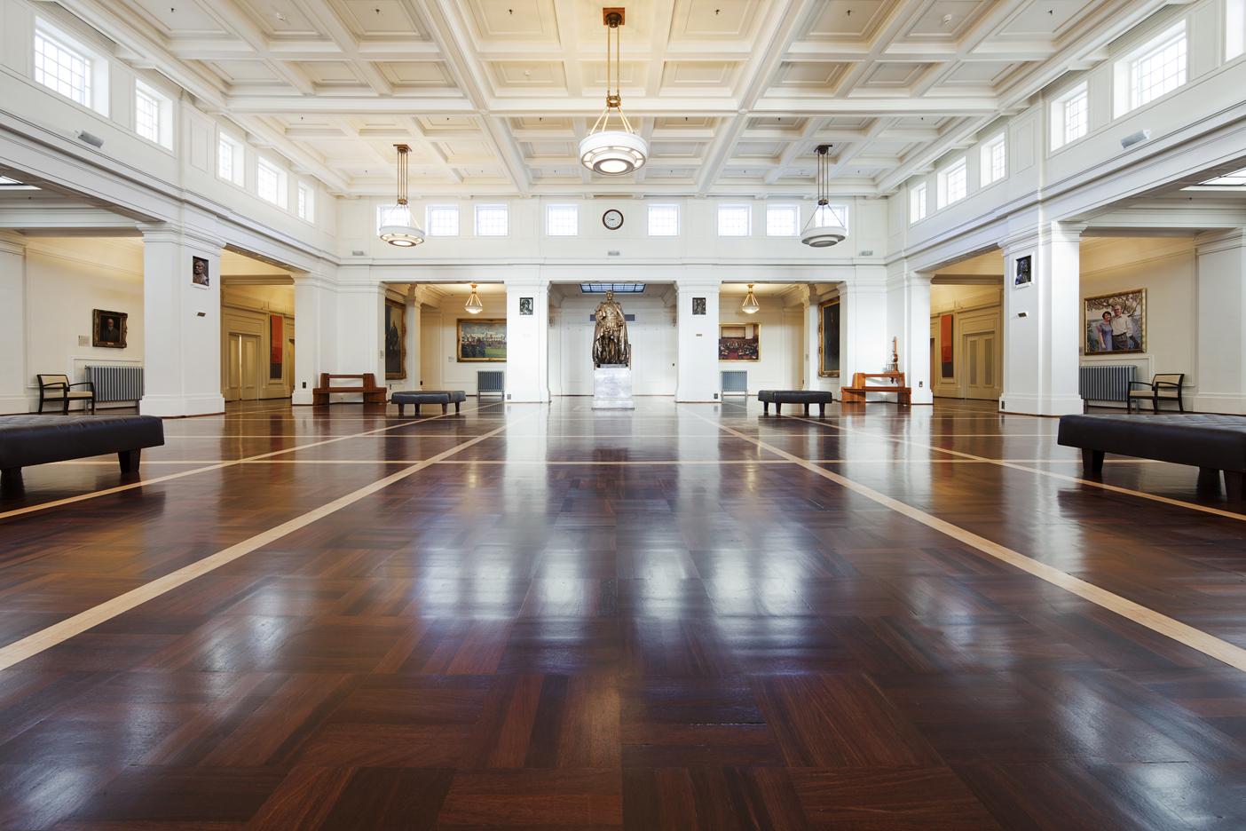 Museum Of Sydney Foyer : Australia icomos � conference venues