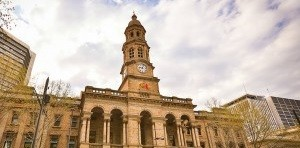 Adelaide-Town-Hall-red