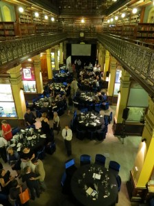Day2 Fabric Dinner, Mortlock Chamber State Library Nov2015 (8)