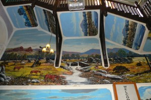 Palace Hotel mural 2