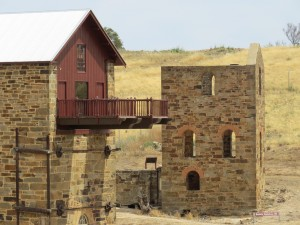 PostConTour Burra mine enginehouses